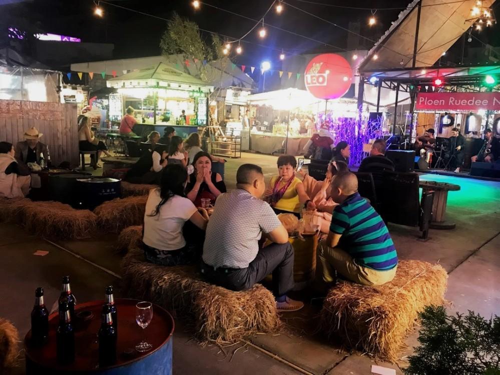 Chiang Mai Night bazaar