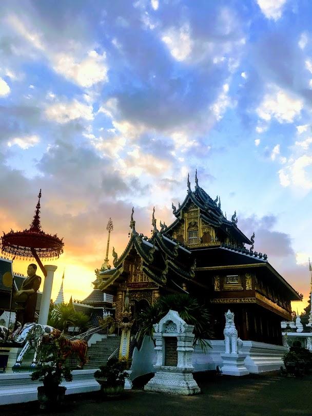 Chiang mai temples to visit wat ban den
