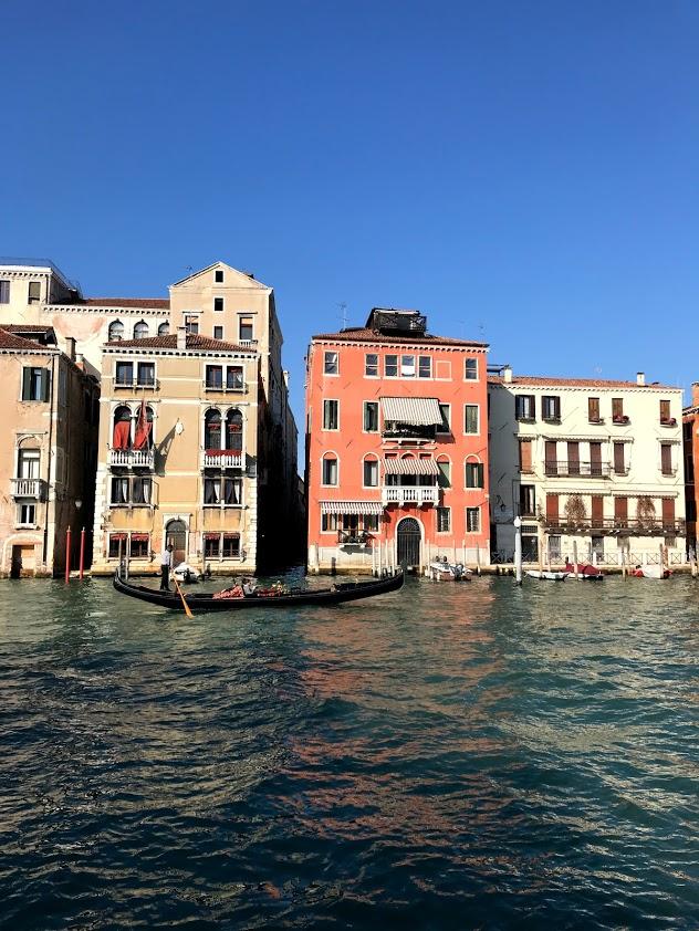 Grand Canal, Venezia Italy
