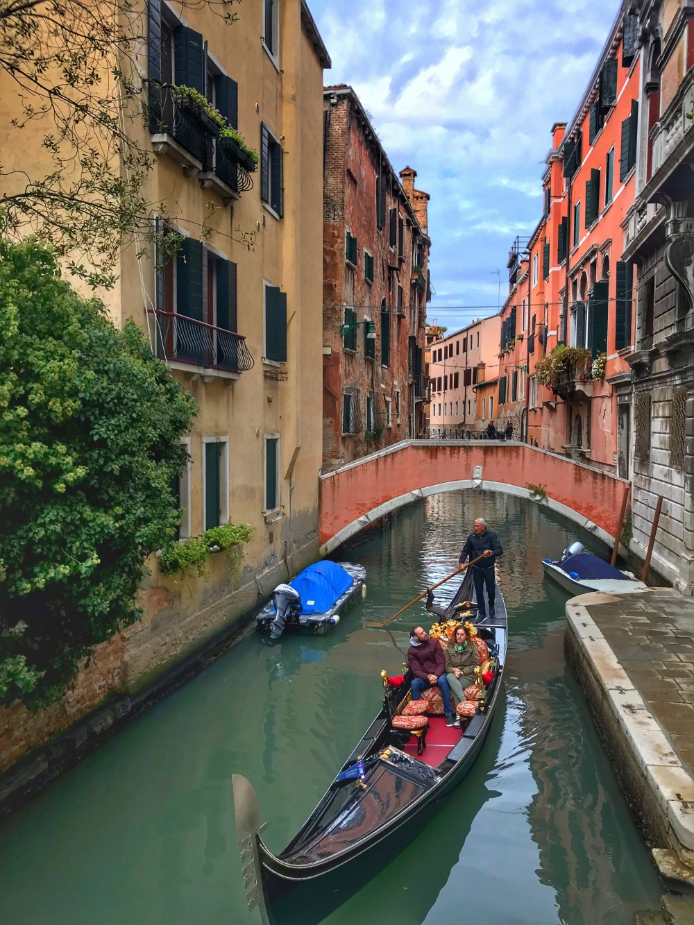 Offbeat Gondola Rides in Venice, Italy
