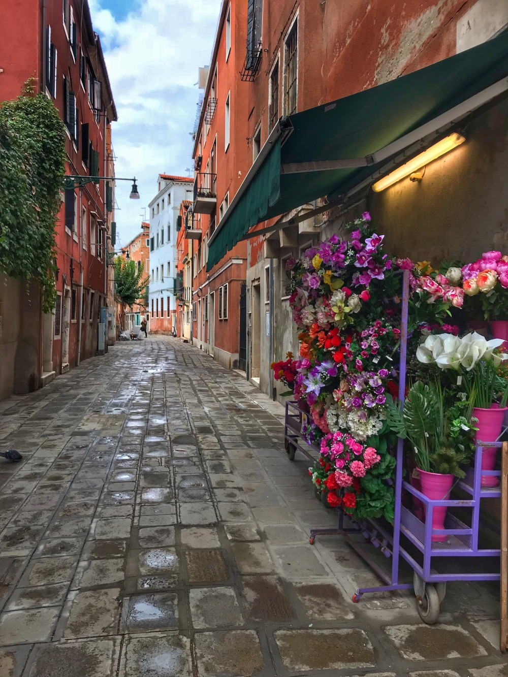The Jewish ghetto of Cannaregio, Venice, Italy