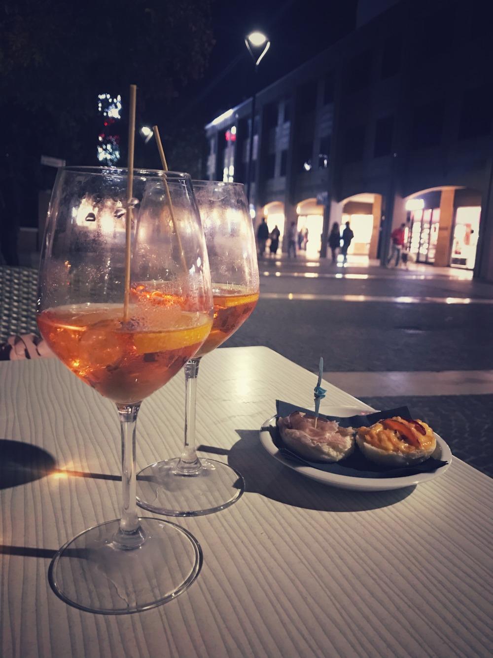 Spritz & Cicchetti in Mestre, Venice